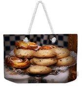 Sweet - Cookies - Cookies And Danish Weekender Tote Bag