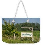 Sweet Corn Weekender Tote Bag