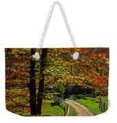Sweet Country Morning Weekender Tote Bag