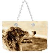 Sweet Doggie Weekender Tote Bag