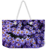 Sweet Dreams Of Purple Daisies Weekender Tote Bag