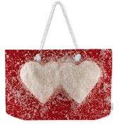 Sweet Hearts Weekender Tote Bag
