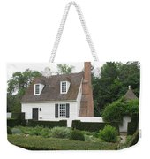 Sweet Home In Colonial Williamsburg Weekender Tote Bag