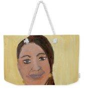 Sweet Lady  Weekender Tote Bag