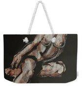 Sweet Little Mystery - Nudes Gallery Weekender Tote Bag