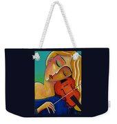 Sweet Music Weekender Tote Bag