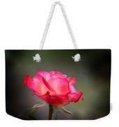 Sweet October Rose Weekender Tote Bag