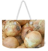 Sweet Onions Nj Grown Weekender Tote Bag