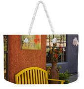 Sweet Poppy Shops Tubac Arizona Dsc08406 Weekender Tote Bag
