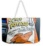 Sweet Potato Chips Weekender Tote Bag