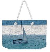 Sweet Sail Weekender Tote Bag
