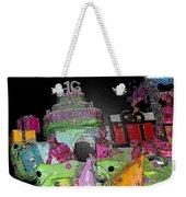 Sweet Sixteen Posterized Weekender Tote Bag