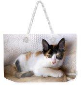 Sweet The Kitten Weekender Tote Bag
