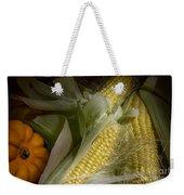 Sweetcorn And Pumpkin Weekender Tote Bag