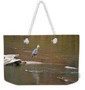 Sweetwater Creek Heron Weekender Tote Bag