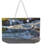 Swell And Receed  Weekender Tote Bag
