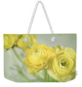Swell Of Yellow Weekender Tote Bag