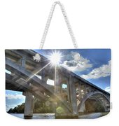 Swift Island Bridge 1 Weekender Tote Bag