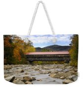 Swift River Vista Weekender Tote Bag