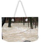 Swift Waters Weekender Tote Bag