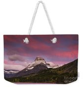 Swiftcurrent Sunrise Weekender Tote Bag
