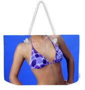 Swim 44 - Crop Weekender Tote Bag