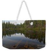 Swim Lake Weekender Tote Bag