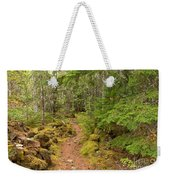 Swim Lake Trail Weekender Tote Bag
