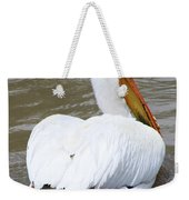 Swimming Away Weekender Tote Bag