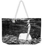 Swimming Beauty Weekender Tote Bag