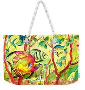 Swimming In A Sea Of Limoncello Weekender Tote Bag
