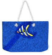 Swimming In A Sea Of Sky Weekender Tote Bag