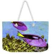 Swimmingly Weekender Tote Bag