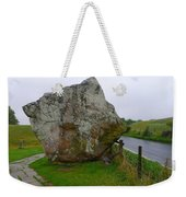 Swindon Stone Weekender Tote Bag