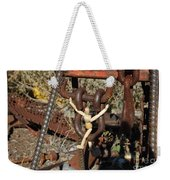 Swing Set Ad Lib Weekender Tote Bag