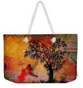 Swinging On A Tree Weekender Tote Bag