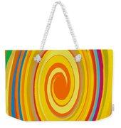 Swirl 80 Weekender Tote Bag