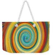 Swirl 82 Weekender Tote Bag