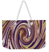 Swirl 88 Weekender Tote Bag