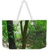 Swirled Forest 1 - Digital Painting Effect Weekender Tote Bag