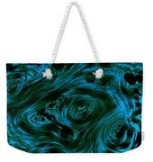 Swirling 3 Weekender Tote Bag