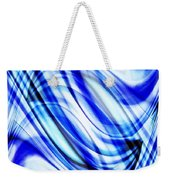 Swirling Abstract Weekender Tote Bag