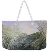 Swirling In Grace Weekender Tote Bag