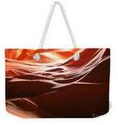 Swirling Layers Of Sandstone Weekender Tote Bag