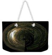 Swirling Moon Weekender Tote Bag