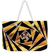Swirling Spirals Weekender Tote Bag