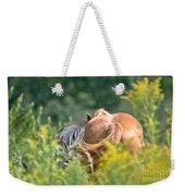 Swishing Tails Weekender Tote Bag