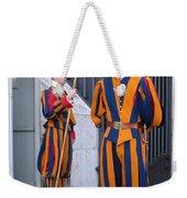 Swiss Guard Weekender Tote Bag