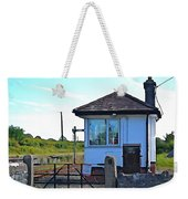 Switch House Weekender Tote Bag