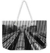 Switch Yard For Box Cars Weekender Tote Bag